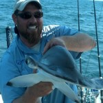 North Carolina Shark Fishing Charters, Hammerhead