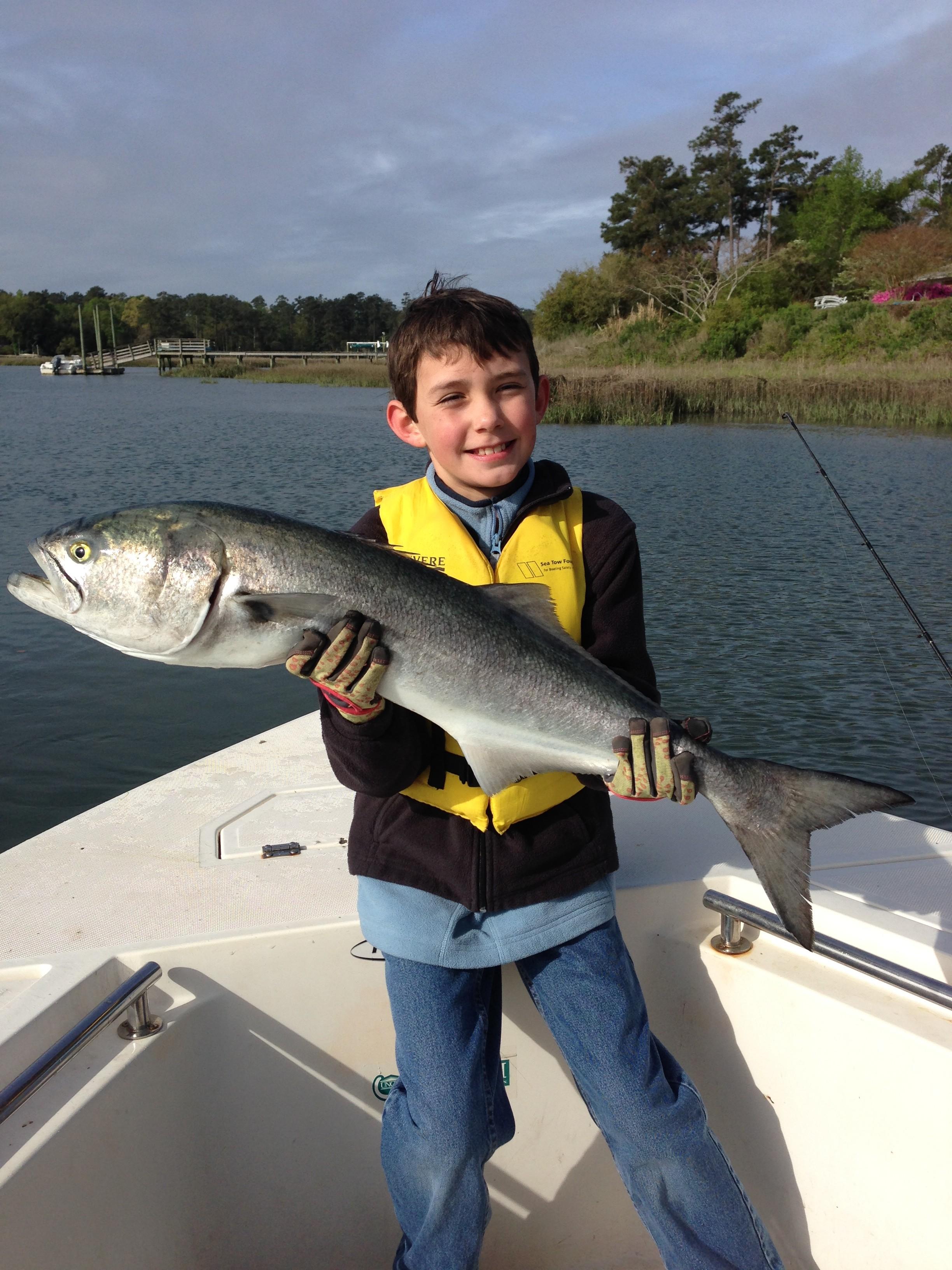 Wrightsville Beach Kids Fishing Charters
