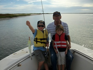 NC Kids Fishing Charters
