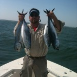 Albacore with Capt. Trev