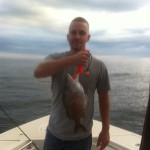 Fall Silver Snapper - Wilmington NC Charters