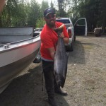 Kenai River King, Captain Trevor Smith