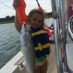 Carolina Beach Family Fishing Charters, Grey Trout