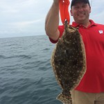 Flounder Fishing, Wrightsville Beach Fishing Charters Offshore