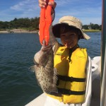 Surf City, NC Fishing Charters First Grouper