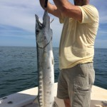 Big Barracuda Carolina Beach, NC Fishing Charters