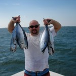 F. Albacore Tuna Saltwater Fishing NC