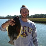 Southern Flounder Inshore Fishing