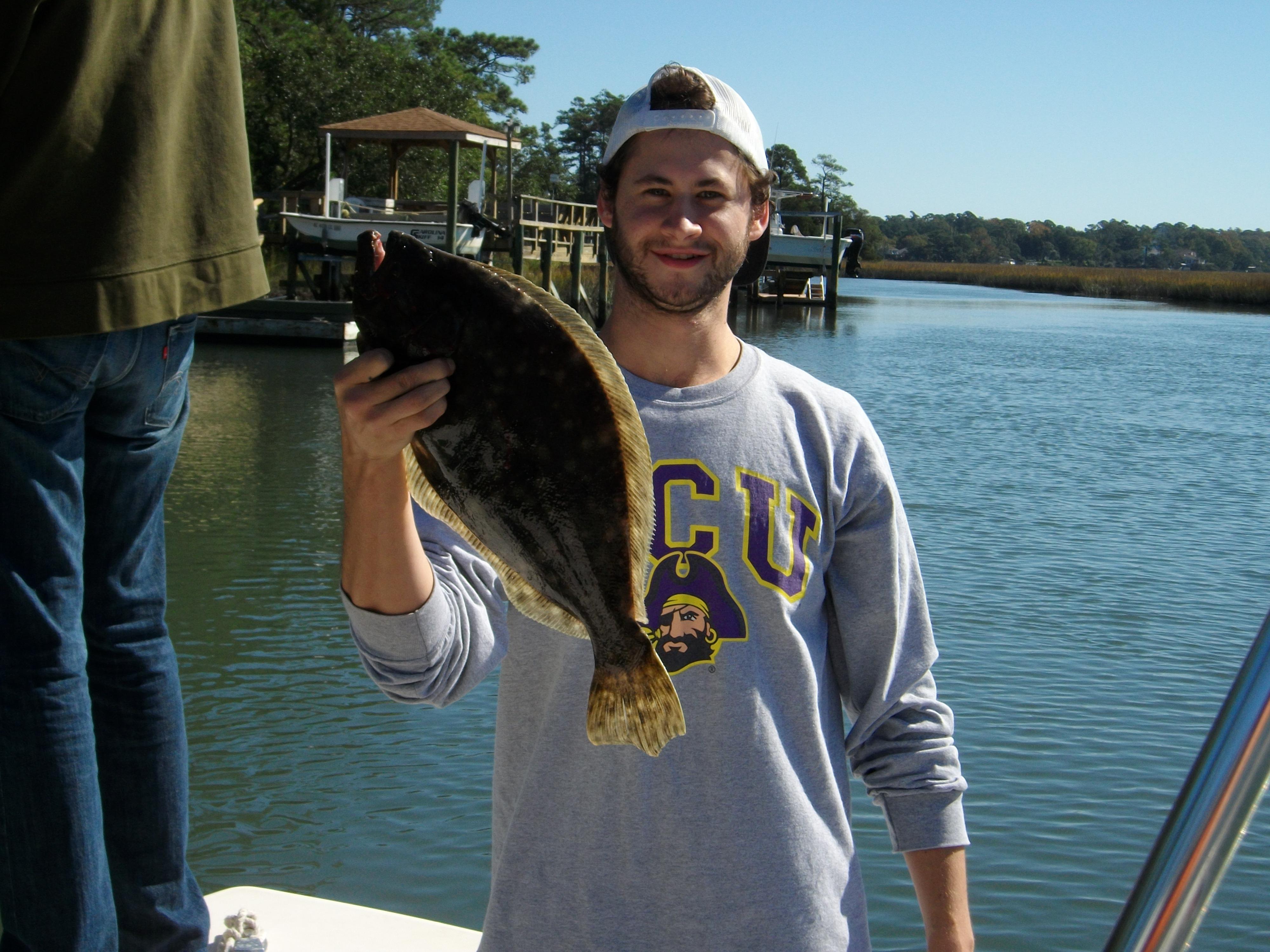 Topsail NC Charter Fishing