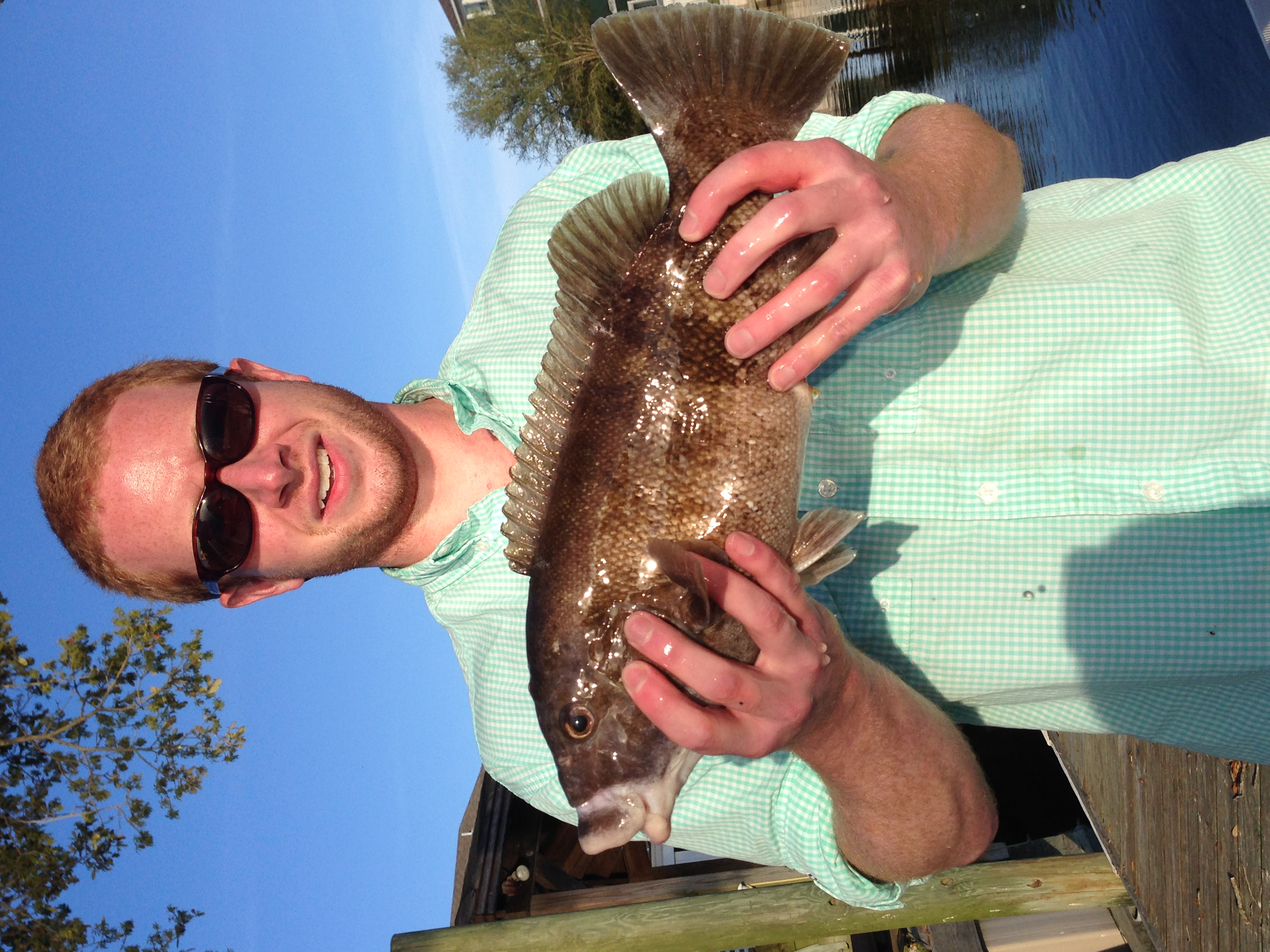 Profishnc charters april fishing report may forecast for Topsail beach fishing report