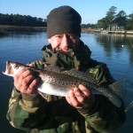 Wintertime Fishing Charters in North Carolina