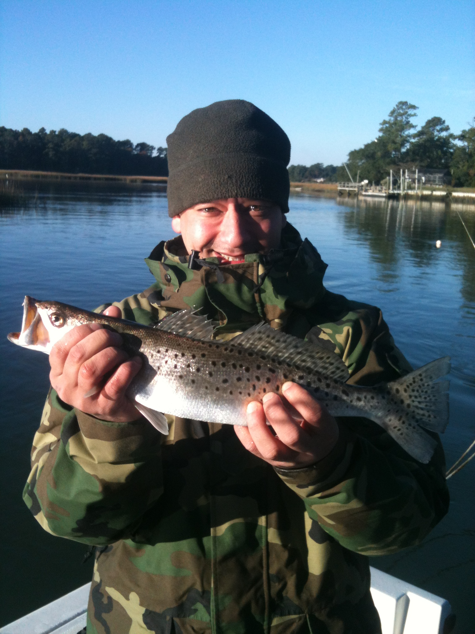 Charter Fishing NC