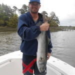 Bluefish Charters North Carolina