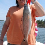 Family Fishing Charters Red Drum