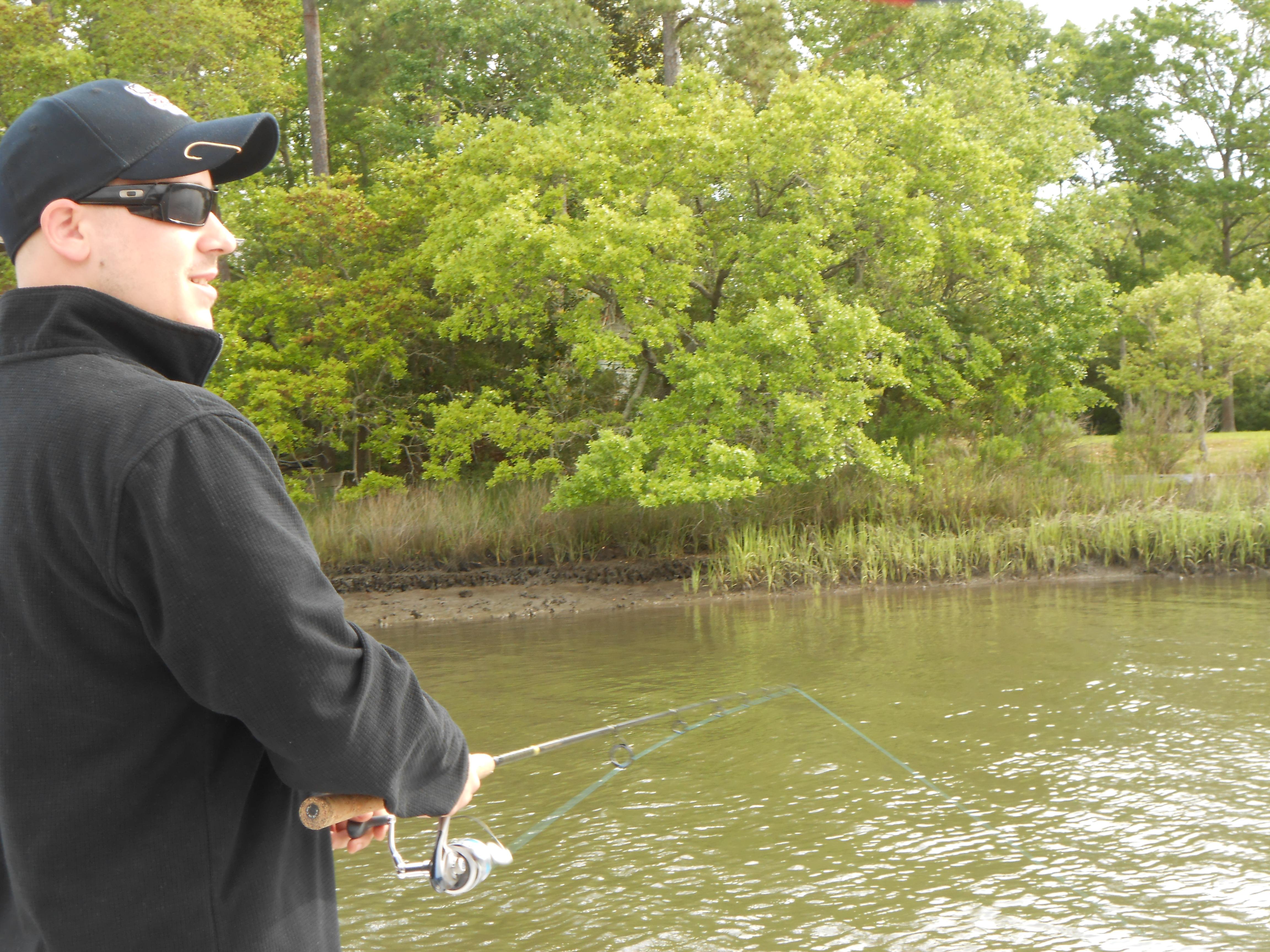 Figure Eight Island Fishing Charters