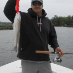 Winter Red Drum Fishing