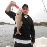 Backwater Red Drum