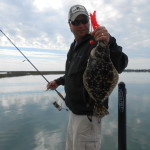 Wrightsville Beach Flounder Fishing Charters