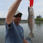 NC Speckled Trout Fishing