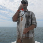 Wrightsville Beach Charter Fishing Red Drum