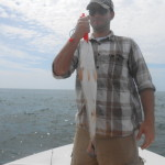 Red Drum Charters Topsail Beach