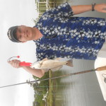 Smaller Red Drum in the Backwaters