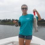 inshore red drum fishing