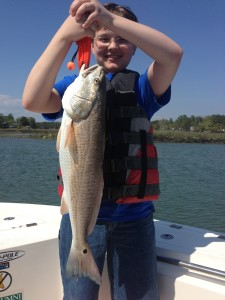 Charter Boats Red Drum