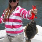 Nice Spring Flounder 4.27