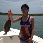 June Flounder