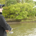 Backwater Fishing Charters in Wilmington
