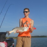 October Red Drum Fishing Wrightsville Beach