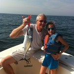 Family Tuna Fishing