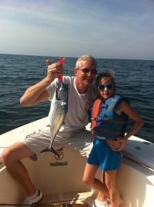 Father/ Daughter Fishing Trip!