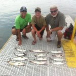 Family Fishing Charters, Topsail Beach, NC