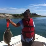 Figure Eight Island Inlet Fishing
