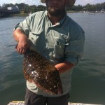 Big Wrightsville Beach Flounder Fishing