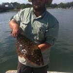 Big Wrightsville Beach Flounder Fishing