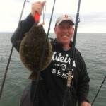 Fall Wrightsville Beach Flounder Fishing