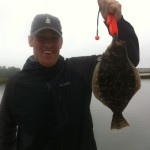 Fall Flounder Fishing Wilmington, NC