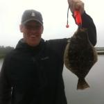 Fall Flounder Fishing Wilmington, NC