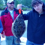 Flounder Fishing Charters North Carolina