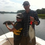 Father/ Son Inshore Fishing
