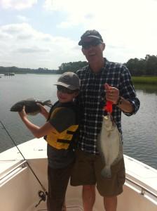 Father/ Son Inshore Fishing