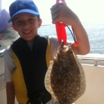 Kids Flounder Fishing Charters