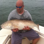 BIG Wrightsville Beach Charters Red Drum