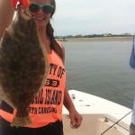 Another Topsail Beach Flounder