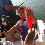 Kids Flounder Fishing - Wilmington Fishing Charters