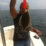 Nearshore Flounder Fishing Carolina Beach, NC