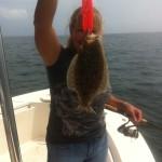 Nearshore Flounder Fishing Carolina Beach, NC